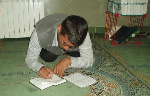 شهید مجتبی بابایی زاده